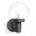 Steinel 059880 - Iluminção exterior com sensor L 115 1xE27/60W/230V IP44