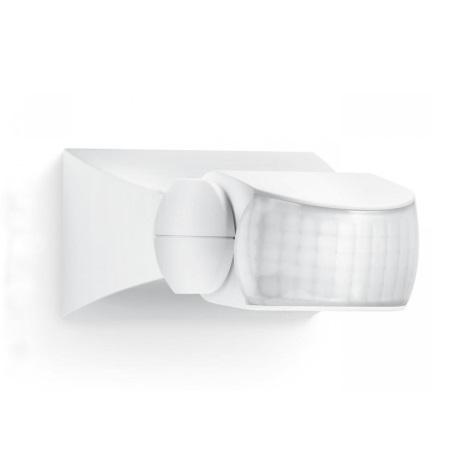 STEINEL 600310 - Sensor de infravermelhos exterior IS-1 branco IP54