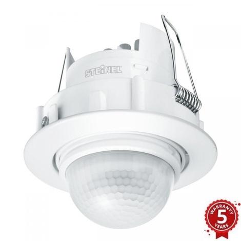 STEINEL 601317 - Sensor de movimento de infravermelhos IS D360 branco