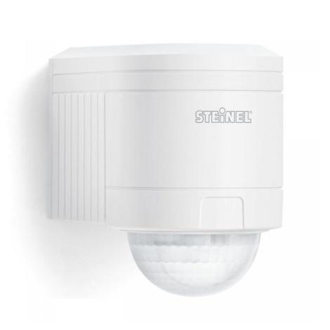 STEINEL 602819 - Sensor de parede exterior infravermelho IS240 branco IP54