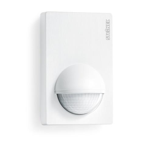STEINEL 603212 - Sensor de movimento de exterior IS 180-2 branco IP54