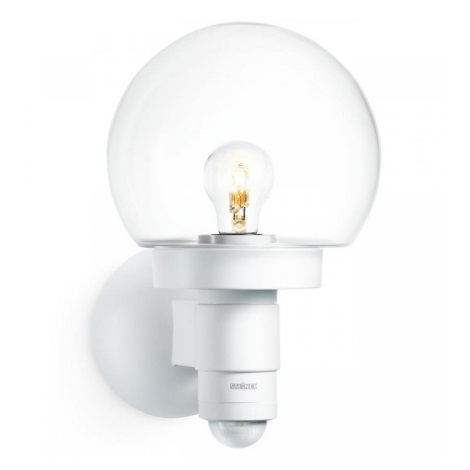 Steinel 657413 - Iluminação exterior com sensor L 115 S 1xE27/60W/230V IP44