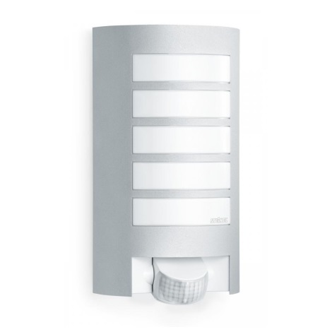 Steinel 657918 - L12S Iluminação de Parede Exterior com sensor 1xE27/60W/230V