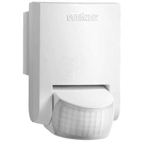 STEINEL 660314 - Sensor exterior de infravermelhos IS 130-2 branco IP54